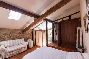 Domaine De La Liberte, French Country Cottage in Esparron and Haute-Garonne. Bedroom 2.