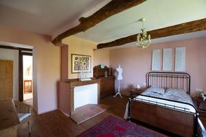 Domaine De La Liberte, French Country Cottage in Esparron and Haute-Garonne. Bedroom 4.
